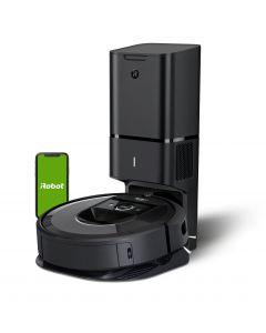 iRobot Roomba i7 + Clean Base (i7550) - Staubsaugroboter - schwarz - produkt