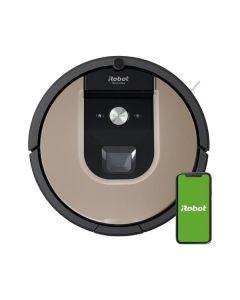 iRobot Roomba 976 - Staubsaugroboter - schwarz-bronze - Produkt mit App