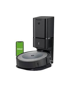 iRobot Roomba i3 + Clean Base (i3558) - Staubsaugroboter - schwarz-grau - Produkt mit App