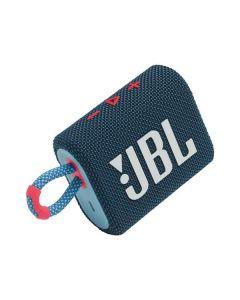 JBL GO 3 - BT-Lautsprecher - blau pink - produkt