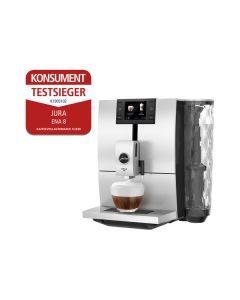 Jura ENA 8 Metropolitan Black - Kaffeevollautomat - schwarz-aluminium
