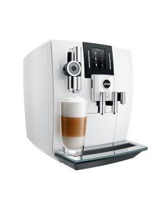 Jura J6 Piano White - Kaffeevollautomat - weiß