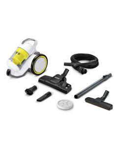 Kärcher Bodenstaubsauger VC 3 Premium weiß-gelb - produkt