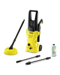 Kärcher K2 Home T150 - Hochdruckreiniger - gelb-schwarz - produkt