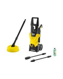 Kärcher K3 Home T150 - Hochdruckreiniger - gelb-schwarz - produkt