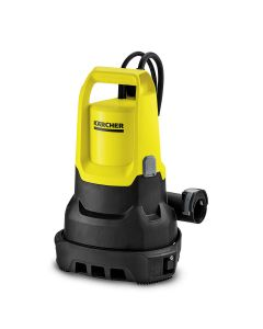 Kärcher SP5 Dual - Schmutzwasser-Tauchpumpe - gelb-schwarz - produkt