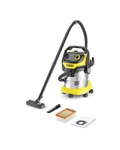 Kärcher WD5 Premium - Mehrzwecksauger - gelb  - produkt