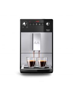 Kaffeevollautomat - Melitta Purista - silber-schwarz