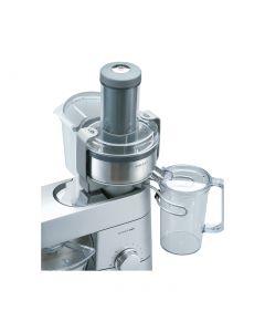Kenwood AT641 - Entsafter - Zubehör für Kenwood Küchenmaschine - grau