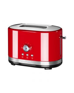 KitchenAid 5KMT2116EER - Toaster - 2 Scheiben - Bagel-Funktion - empire rot