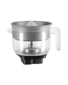 KitchenAid 5KSB1CPA - Zitruspressen-Aufsatz für 5KSB40XXX Standmixer - transparent-grau