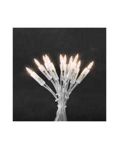 Konstsmide LED Minilichterkette 16,35m transparent - warmweißes Licht - produkt