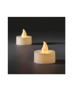 Konstsmide LED Teelicht - 57 x 56 mm - 2er Set - produkt