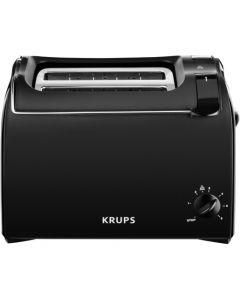 Krups  Aroma KH 1518 - Zweischlitz-Toaster - schwarz