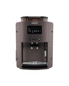 Krups EA815P Essential Display - Kaffeevollautomat - platin - produkt