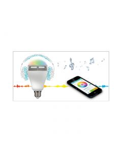 MiPow Playbulb Color - Licht und Sound in einem! - LED-Glühbirne - produkt