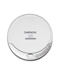 Lenco CD201SI - portabler MP3 CD-Player - silber - Hauptfoto