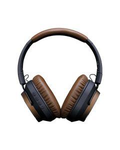 Lenco HPB730BN - On-Ear Kopfhörer - Bluetooth- & Freisprechfunktion - braun schwarz - Hauptfoto