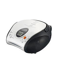 Lenco SCD-24 CD-Radio weiß - produkt