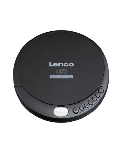 Lenco CD200 - portabler MP3 CD-Player - schwarz - produkt