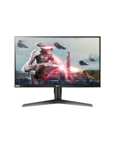 """LG LCD 27GL63T-B - 27"""" GamingMonitor - 144 Hz - schwarz"""
