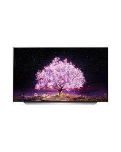 LG OLED48C19LA - Ultra HD HDR OLED-TV 48  - titan - bild