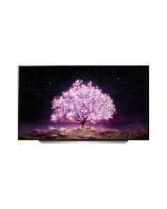 LG OLED77C19LA - 77 OLED Fernseher - UHD HDR - titan - produkt