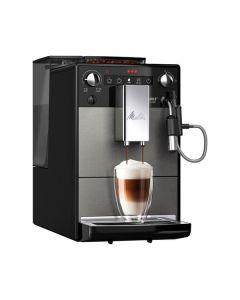 Melitta Avanza - Kaffeevollautomat - silber-schwarz
