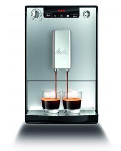 Melitta Caffeo Solo - Kaffeevollautomat - silber