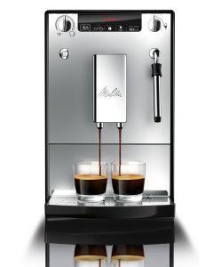 Melitta Caffeo Solo & milk - Kaffeevollautomat - silber - produkt