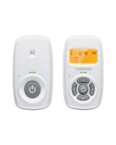Motorola MBP24 - DECT-Babyphone mit Display - weiß - Produkt