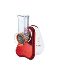 Moulinex DJ756G Fresh Express Plus - Zerkleinerer - rot-weiß