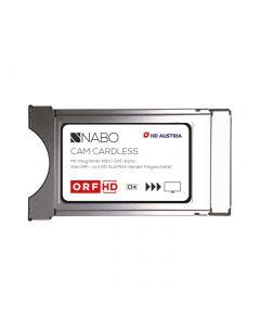 Nabo Cam Cardless CI+ Modul - mit Micro-SAT-Karte - ORF Programme freigeschaltet - produkt