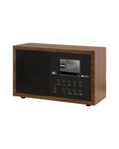 Nabo DAB Advance - DAB+/FM Radio - holz - produkt