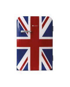 Nabo KR1150 - Stand-Kühlschrank Retro - Union Jack - produkt
