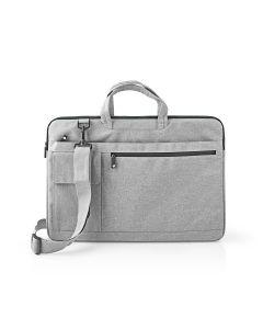 Nedis NBBG17150GY - Notebook-Tasche - 17 - 18 - grau - produkt