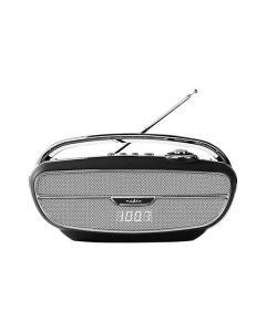 Nedis RDDB5110BK - DAB+/FM Radiowecker - schwarz-grau - produkt