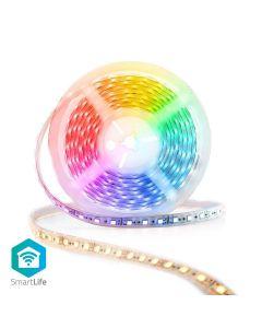 Nedis Smartlife Full Color LED-Streifen - Kaltweiss  RGB  Warmweiss