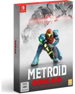 NINTENDO Switch - Metroid Dread Special Edition