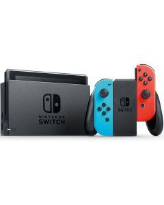NINTENDO Switch - Neon-Rot Neon-Blau - produkt