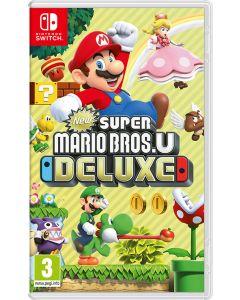 NINTENDO Switch - New Super Mario Bros. U Deluxe