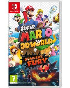 NINTENDO Switch - Super Mario 3D World + Bowsers Fury