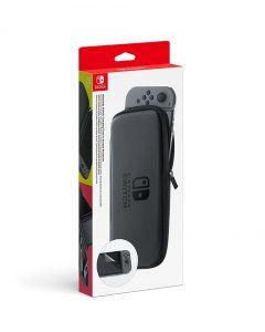 NINTENDO Switch Tasche & -Schutzfolie - Schwarz - produkt