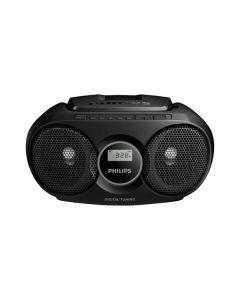 Philips AZ215B/12 - tragbarer Radio - schwarz - Hauptfoto