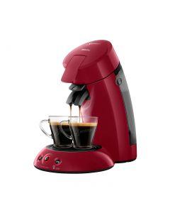 Philips HD6554/90 Senseo Original - rot - Pad-Kaffeemaschine 2 Tassen