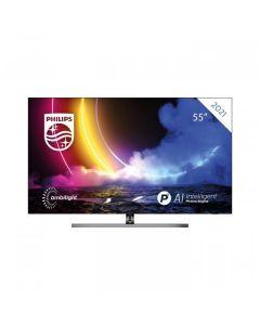 Philips Ambilight 55OLED856 - Ultra HD HDR OLED-TV 55 - mattgrau - produkt