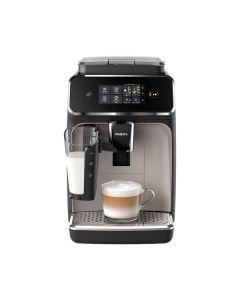 Philips EP2235 40 LatteGo - Kaffeevollautomat - zinkbraun