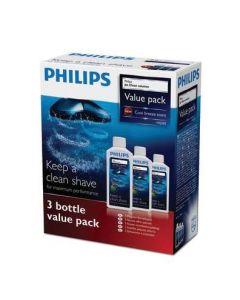 Philips Jet Clean Lösung HQ203/50 3er - produkt
