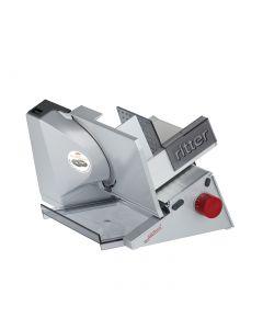 Ritter contura³ Duo Plus - Brotschneidemaschine - silber metallic - inkl. 2tes Messer