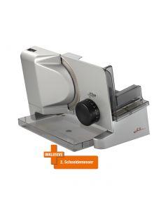 Ritter E16 Duo Plus - Allesschneider / Brotschneidemaschine - silber metallic